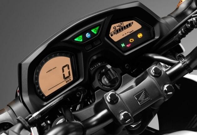 приборная панель Honda CBR650F (Хонда СБР 650 Ф)