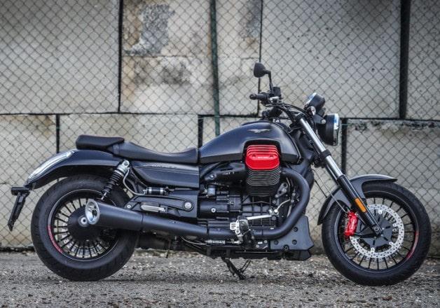 Moto Guzzi Audace карбон фото