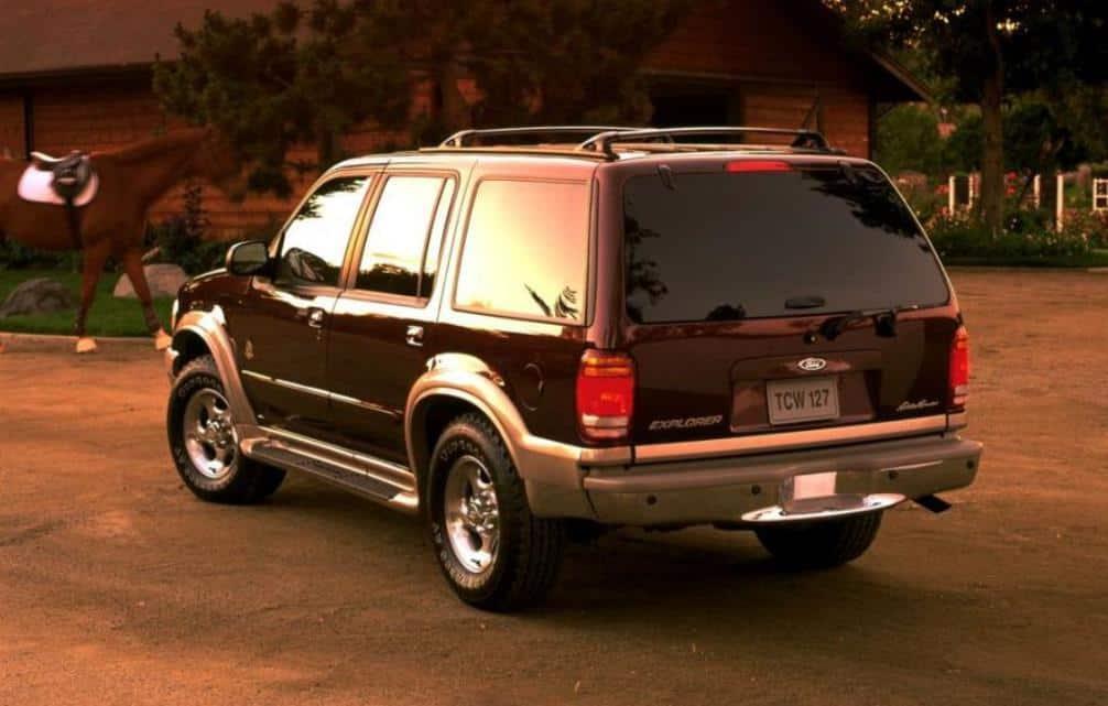 Форд Эксплорер 1994 года характеристики, почем купить, фото