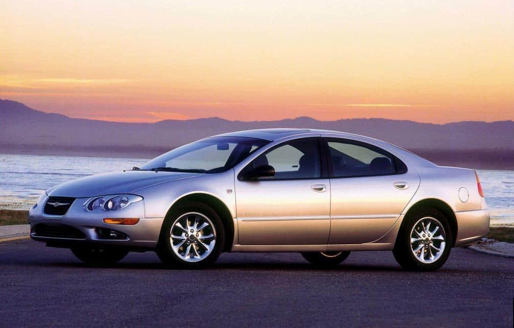 Chrysler 300M 1999 года технические характеристики, конкурены, фото, обзор