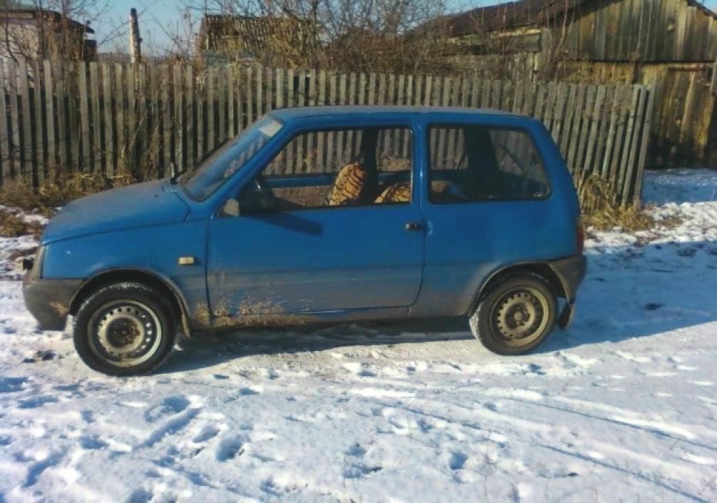 Автомобиль ОКА фото