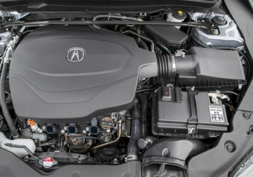 Acura TLX характеристики