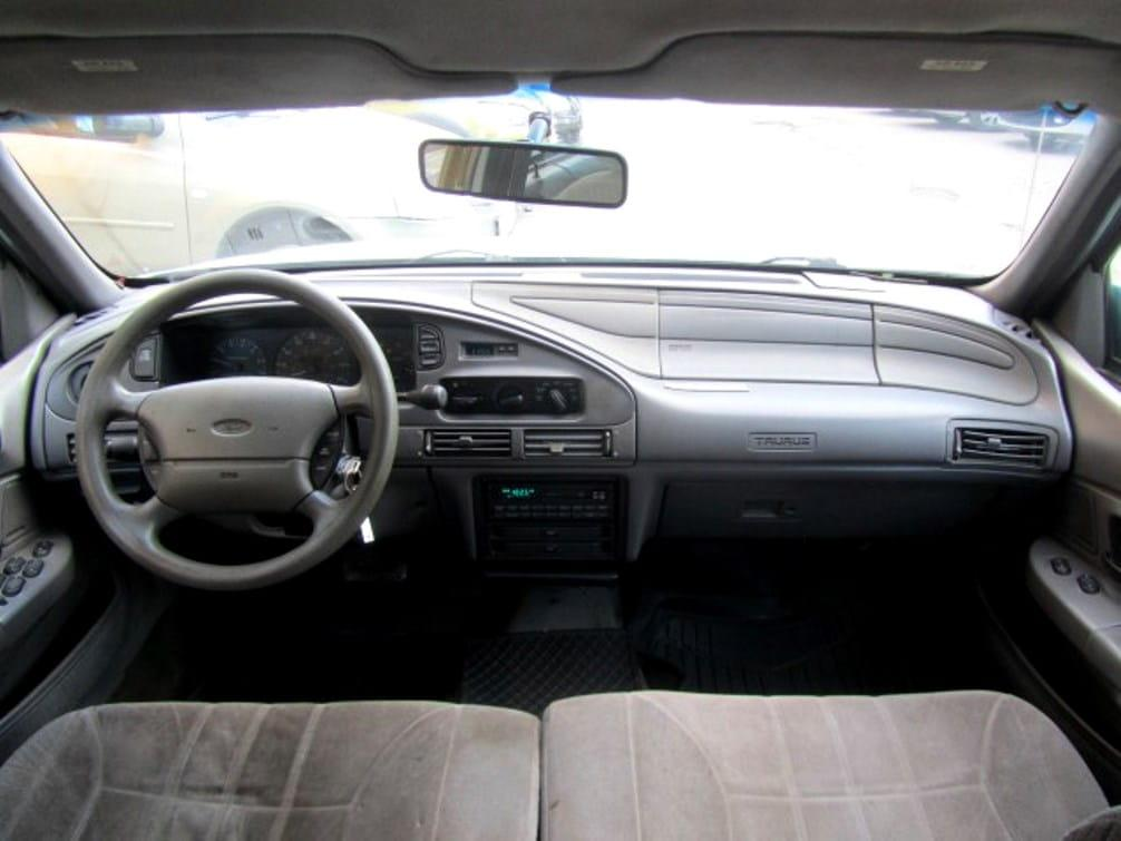 Форд Таурус 1994 года цена, фото, характеристики, подробный обзор