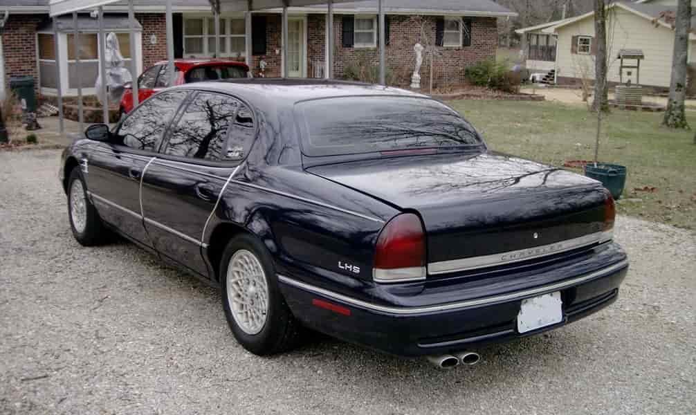 Chrysler LHS 3.5 1994 года – обзор, фото, цена, характеристики двигателя