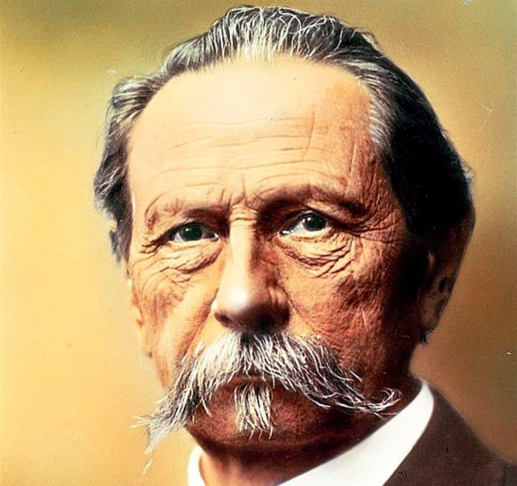 Биография Карл Бенц (1844-1929), его первые автомобили и двигатели
