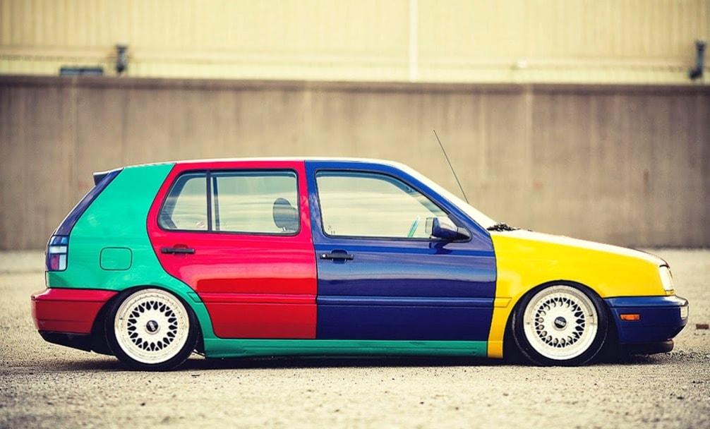 Какого цвета выбрать авто для тельца
