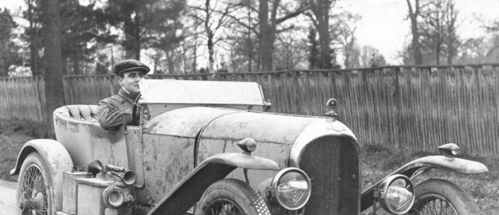 Основатель компании Уолтер Оуэн Бентли (1888 - 1971)  биография