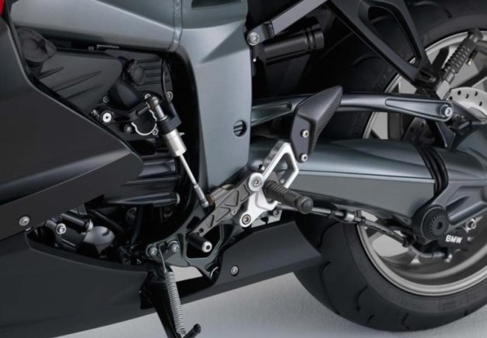 Двигатель и защита БМВ К 1300 S