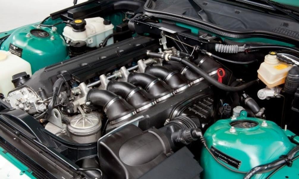 БМВ Z3 двигатель