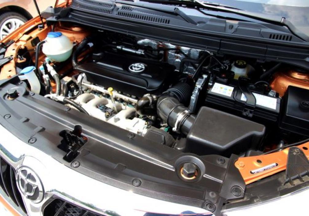 Бриллианс В3 двигатель