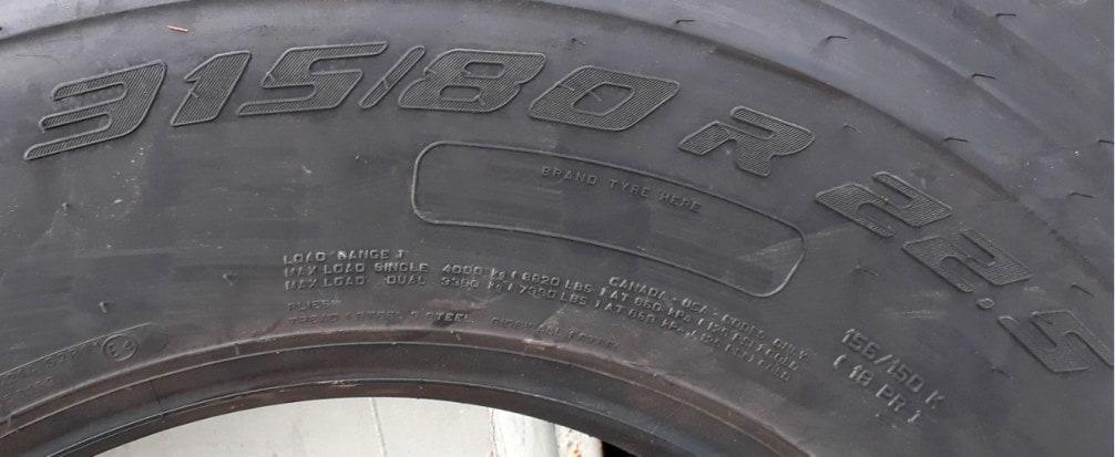 Обозначения на шинах расшифровка