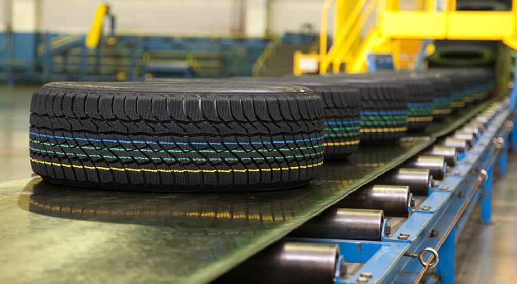 Маркировка на колесах шинах