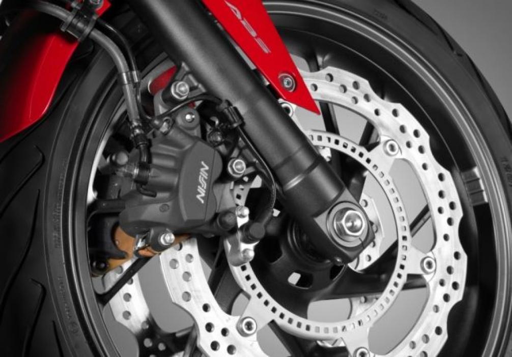 Тормозные диски Honda CBR650F (Хонда СБР 650 Ф)
