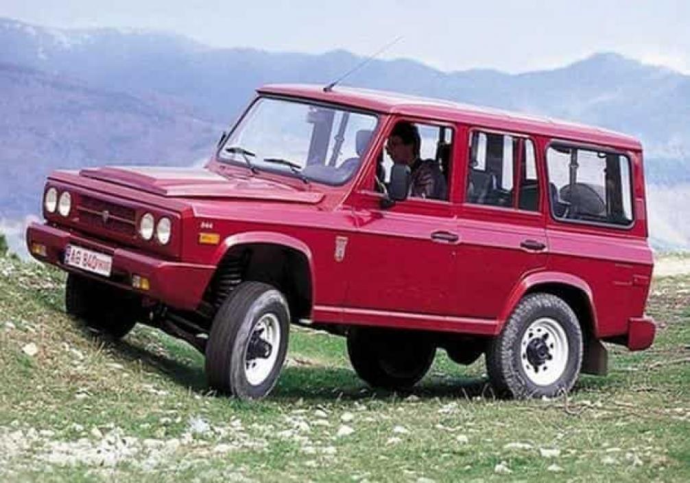 ARO 24 (АРО 24) автомобиль