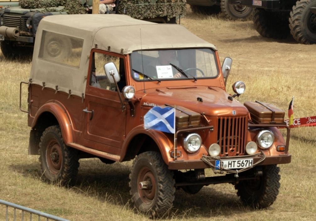 ARO IMS (АРО IMS) с 1959 по 1975 год