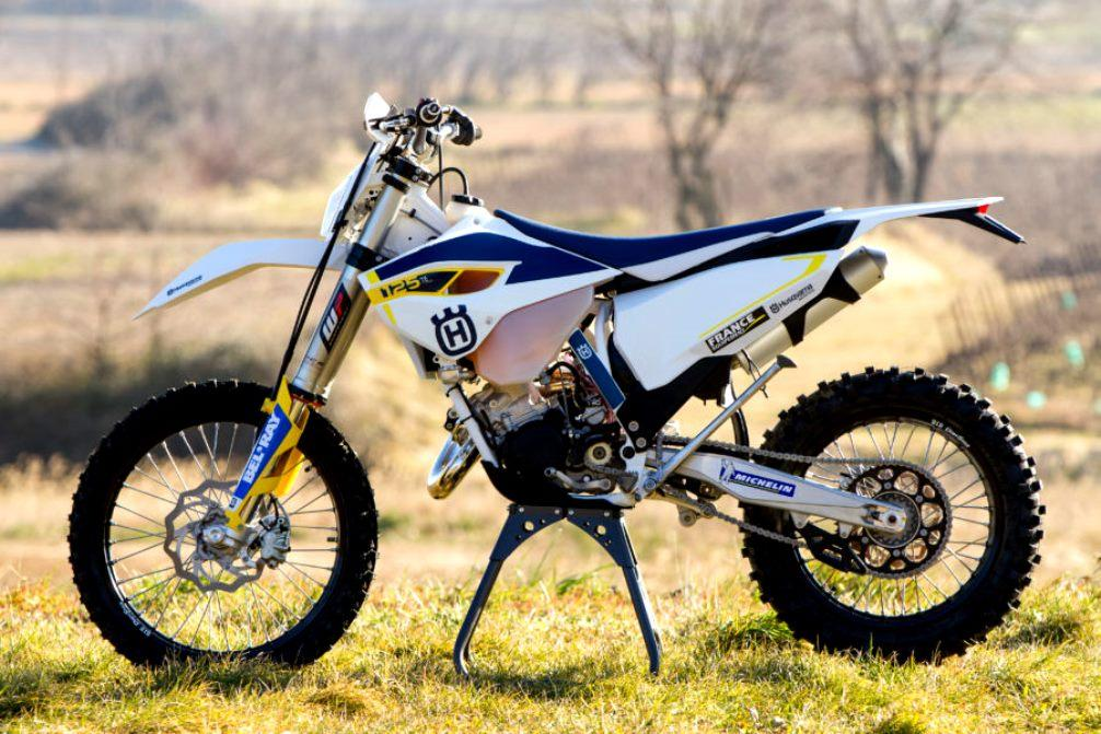 мотоцикл Хускварна ТЕ 125