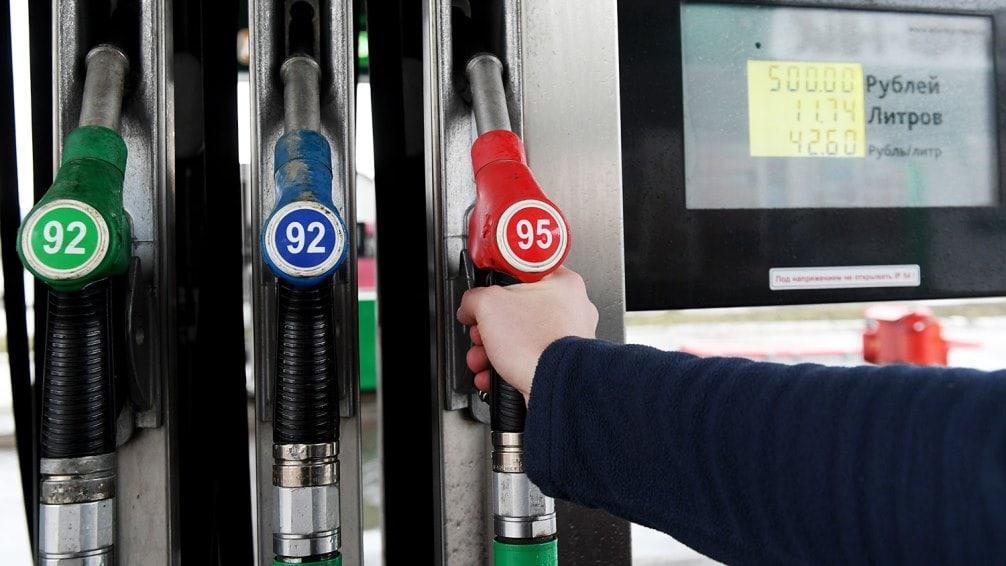 Качество бензина на московских АЗС