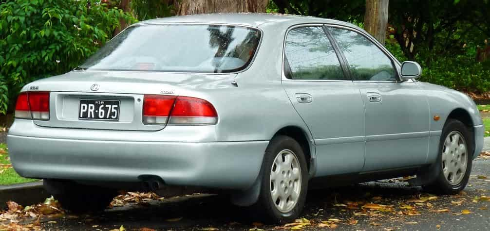 Мазда 626 LX-V6 1994 года технические характеристики, обзор, фото