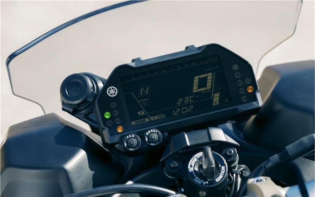 Yamaha MXT850 Niken цена, обзор, характеристики