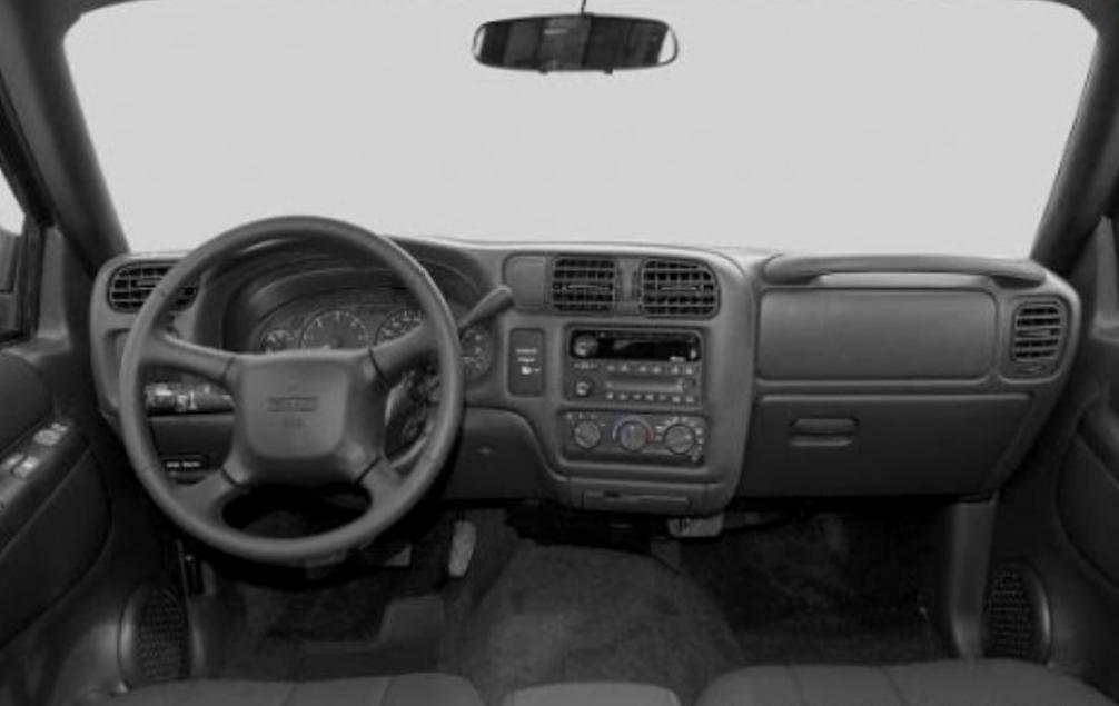 GMC Sonoma обзор пикапа 1993, фото, характеристики и особенности комплектации