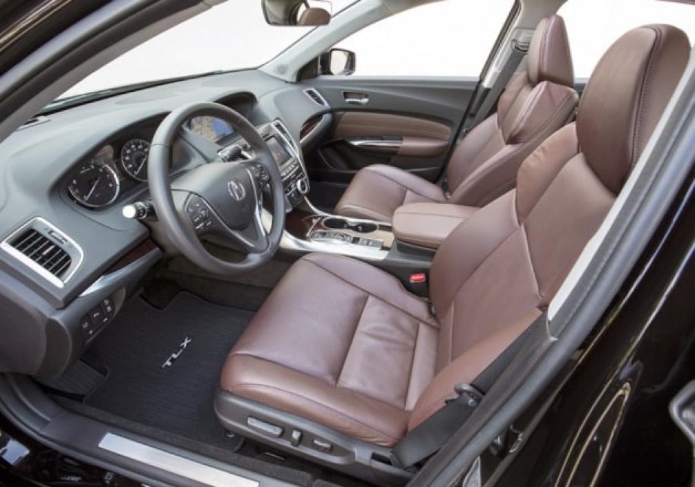 Acura TLX салон