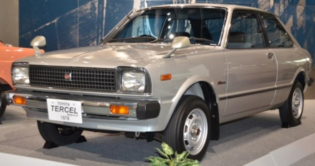 История развития Тойоты