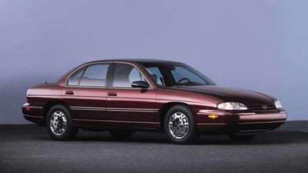 Шевроле Люмина минивэн и седан 1990-1995 года 3.1 фото