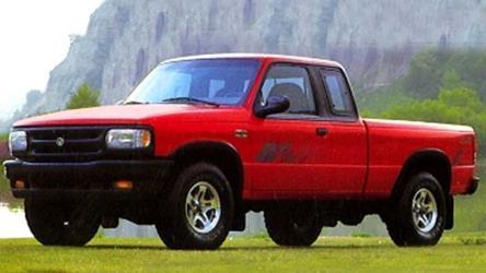 Обзор Mazda B4000 – фото пикапа, преимущества, недостатки, характеристики
