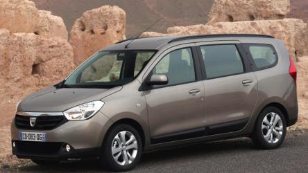 Dacia Lodgy (Дачия Лоджи)
