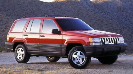 Jeep Grand Cherokee 1994 (Джип Гранд Чероки) 4.0 характеристики, фото, обзор