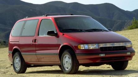 Mercury Villager LS 1993-1994 фото, отзывы, характеристики