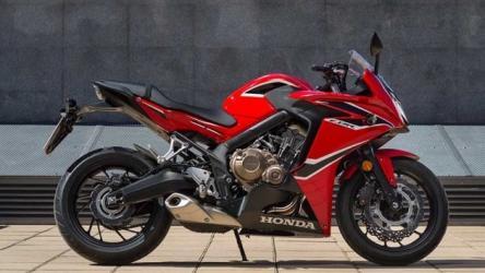 Honda CBR650F (Хонда СБР 650 Ф)