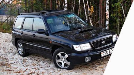 Субару Форестер 1999 года, обзор, цена, фото и технические характеристики Subaru Forester