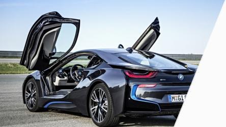 BMW i8, бмв i8 фото