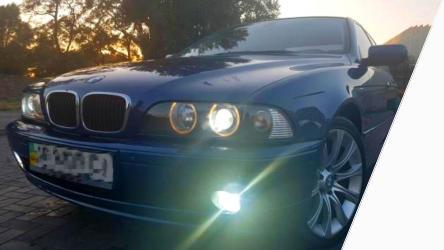 BMW e39 2001 года 2.2 л.